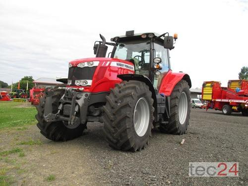 Massey Ferguson MF 7616 Dyna-6 Efficient Année de construction 2013 Suhlendorf