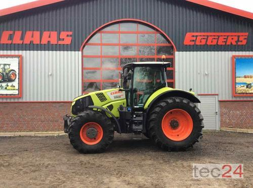 Claas Axion 830 Cmatic Année de construction 2014 Suhlendorf
