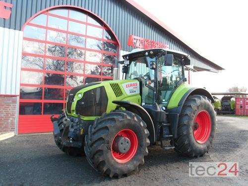 Claas Axion 830 Cmatic Год выпуска 2014 Suhlendorf