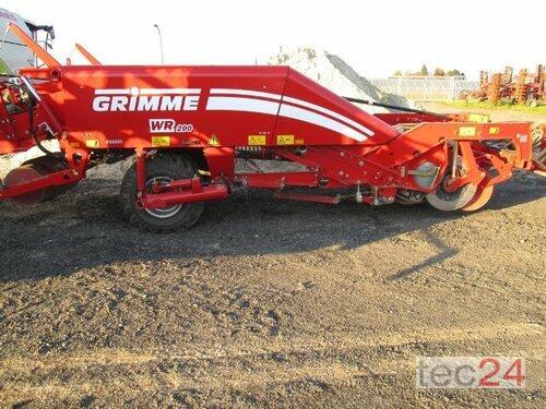 Grimme WR 200 CDW