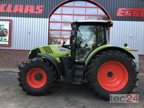 Claas Arion 650 Cmatic Year of Build 2016 4WD