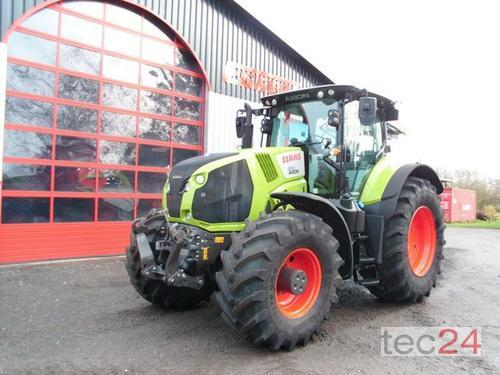 Claas Axion 830 Cmatic Année de construction 2016 Suhlendorf