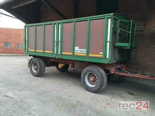 Kröger agroliner HKD302