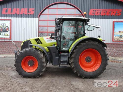Claas Arion 650 Cmatic Année de construction 2017 Suhlendorf
