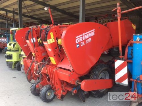 Grimme Gl 32 B+Fag Year of Build 2008 Suhlendorf