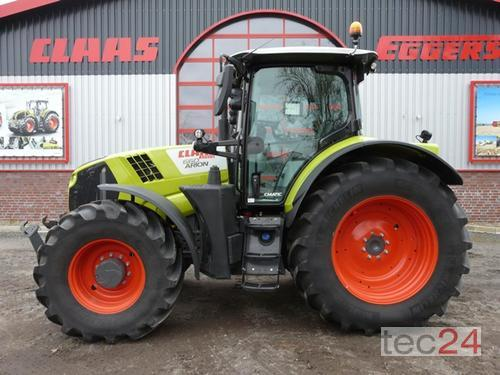 Claas ARION 660 CMATIC CEB