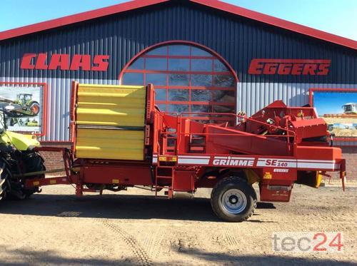 Grimme Se 140 Usb Year of Build 2015 Suhlendorf