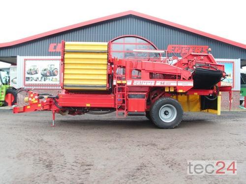 Grimme Se 260 Usb Year of Build 2016 Suhlendorf