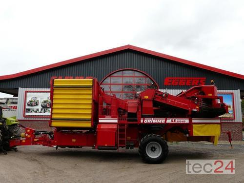 Grimme Se 150-60 Nb Year of Build 2014 Suhlendorf