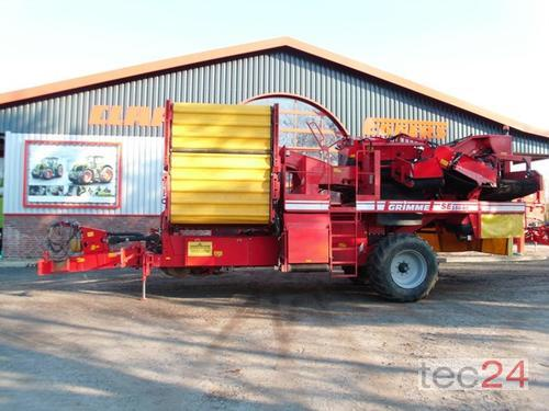 Grimme Se 150-60 Usb Year of Build 2014 Suhlendorf