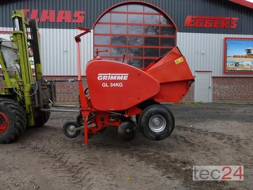 Grimme Gl 34 Kg Рік виробництва 2000 Suhlendorf