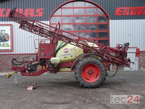 Hardi Commander 2800 Year of Build 2006 Suhlendorf