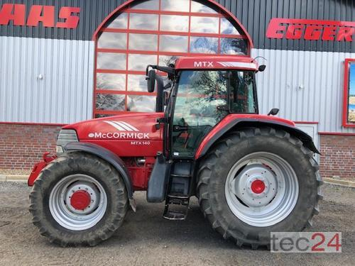 McCormick Mtx 140 Year of Build 2002 Suhlendorf