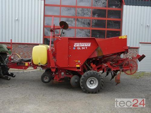Grimme Gl 34 T Year of Build 2009 Suhlendorf