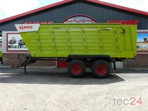 Claas Cargos 750 Bouwjaar 2016 Suhlendorf