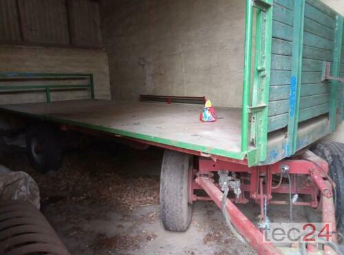 GROWI Ballensammelwagen