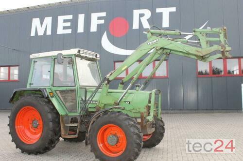 Fendt Farmer 309 LSA Frontlader Baujahr 1987