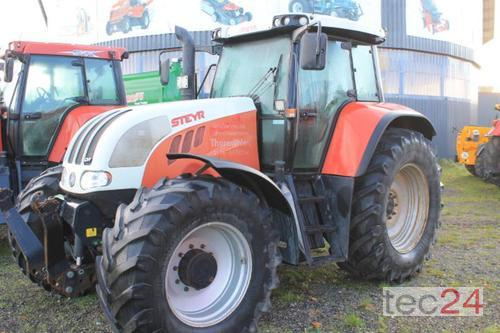 Steyr 6190 Cvt