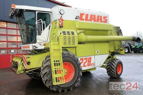 Claas Commander 228 Cs