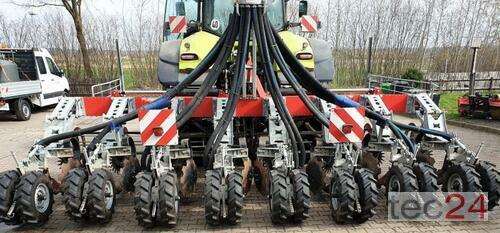 GROWI Strip Till Culex Volmer Baujahr 2016 Dägeling