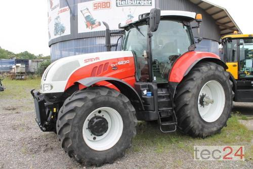 Steyr 6230 Cvt Year of Build 2014 Dägeling