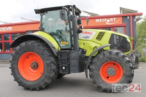Claas Axion 830 Cmatic Byggeår 2016 Dägeling