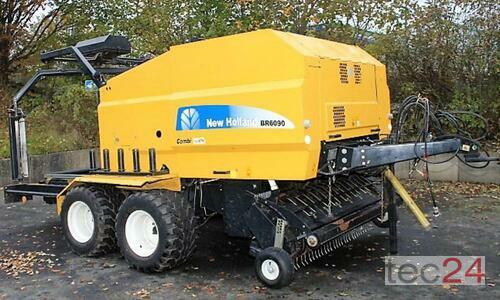 New Holland Br 6090 Presswickelkombination Έτος κατασκευής 2012 Dägeling