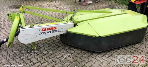 Claas Corto 210 N Årsmodell 2011 Dägeling