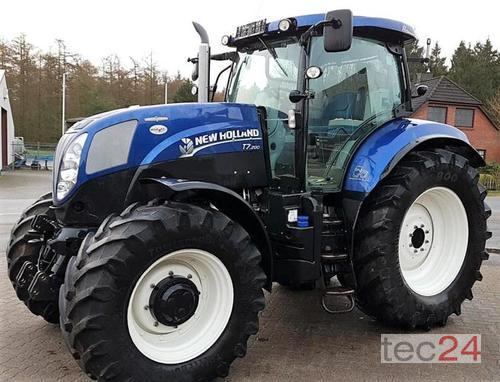 New Holland T 7.200 Baujahr 2013 Dägeling