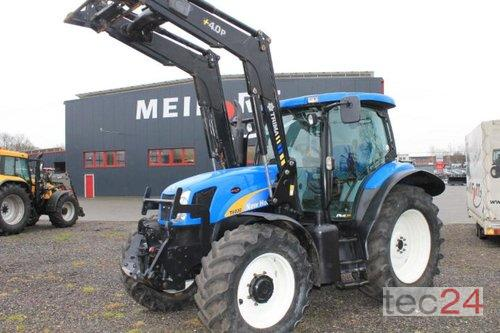 New Holland T 6030 Plus Frontlader Baujahr 2008
