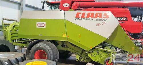 Claas Quadrant 2200 RC Baujahr 2007 Dägeling