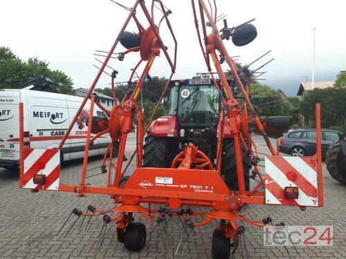 Kuhn Gf 7501 Mh Year of Build 2000 Dägeling