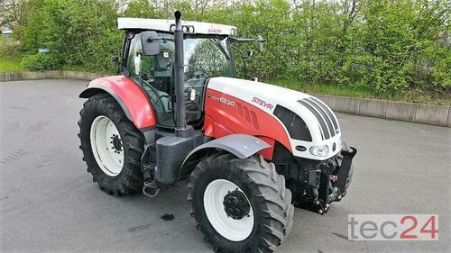 Steyr 6230 Profi Baujahr 2012 Allrad