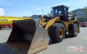 Radlader Caterpillar CAT 972 K Bild 0