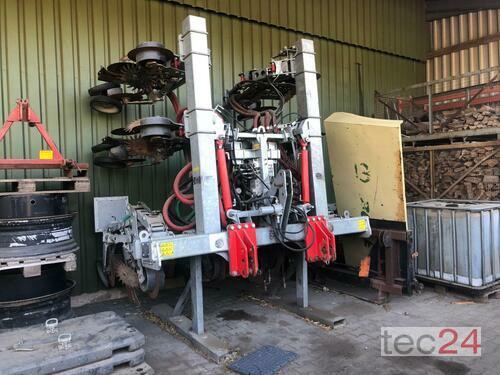 Vogelsang X-Till 8x75cm Rok výroby 2013 Pragsdorf