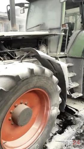 Fendt Favorit 824 Turboshift-Brandschaden