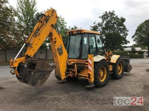 JCB 4 Cx Year of Build 2002 4WD