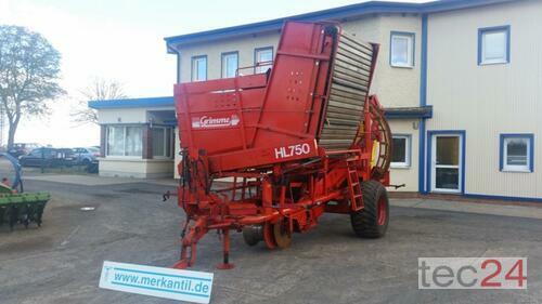 Grimme HL 750