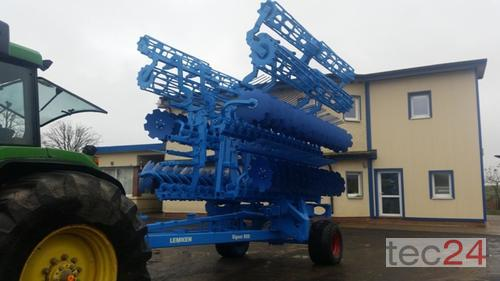 Lemken Gigant Rubin 800 Année de construction 2003 Pragsdorf