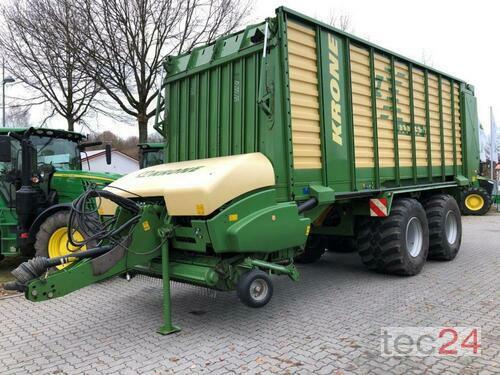 Krone Zx450 Gd anno di costruzione 2012 Pragsdorf