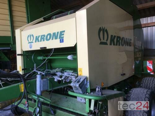 Krone Vario Pack 1800 mit Schneidwerk
