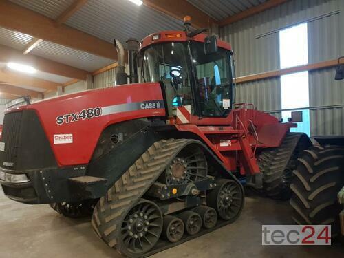 Traktor Case IH - Quadtrac STX 480