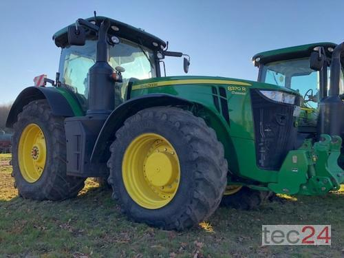 John Deere 8370R Year of Build 2016 Pragsdorf