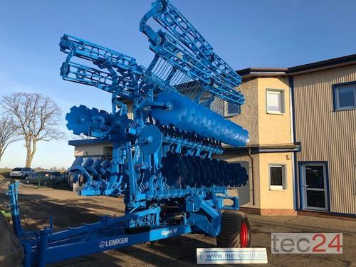 Lemken Gigant 10/800 S Rubin Year of Build 2011 Pragsdorf