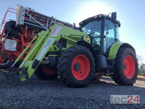 Claas Arion 630C mit Frontlader