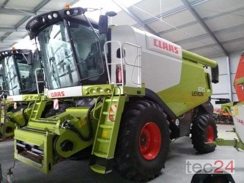 Claas Lexion 670 Year of Build 2014 Pragsdorf