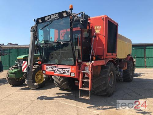 Gourdon Holmer Terra Variant 420 Mit Grubber Year of Build 1996 Pragsdorf