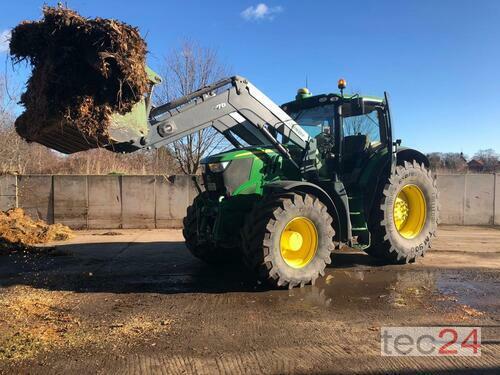 John Deere 6190R Frontlader Baujahr 2012