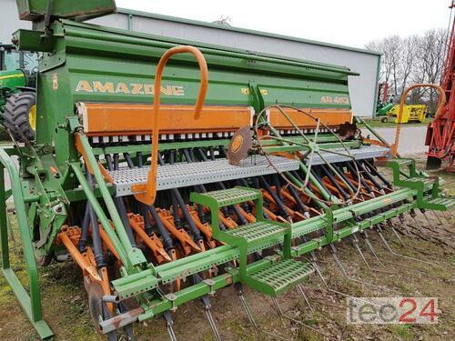 Amazone Ad 403 Mit Re 401 Baujahr 2000 Pragsdorf