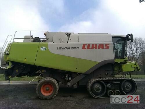 Claas Lexion 580 TT  AC